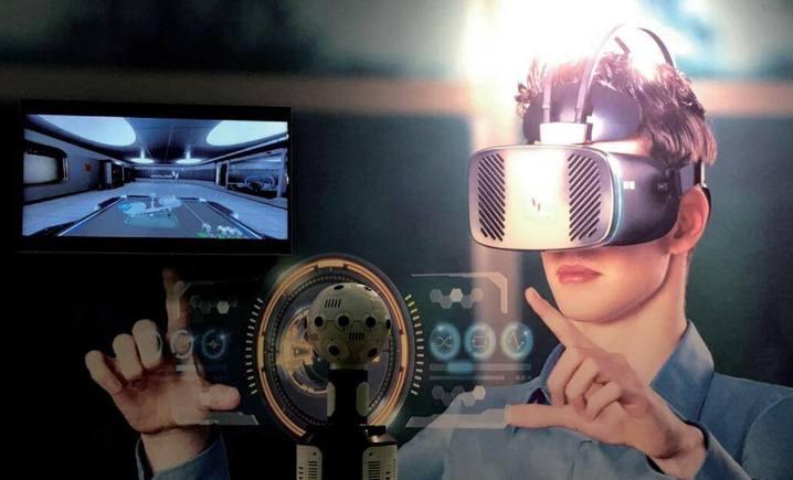 玩美视界VR体验馆