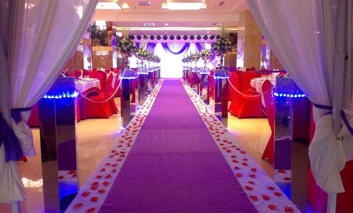 001婚礼策划中心