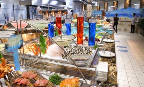 海洋餐厅(海悦天地店)