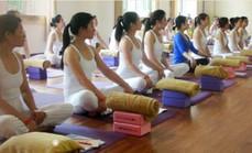 传祺瑜伽燃脂塑形班试听课