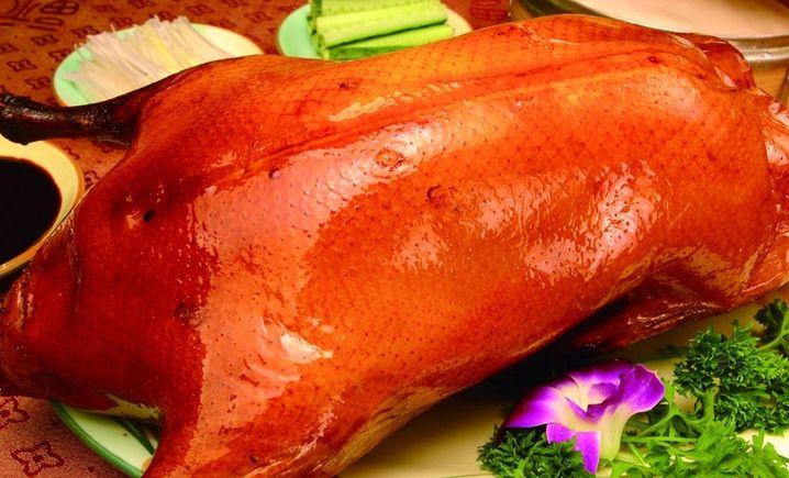 果木烤鸭老北京瓦罐熟肉