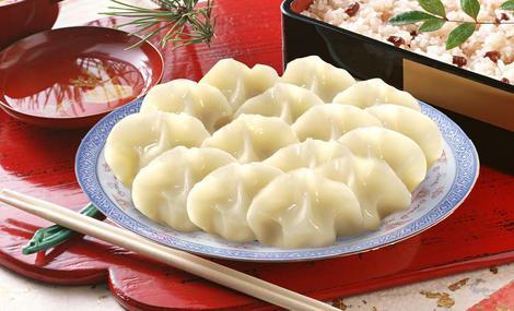 三十儿饺子