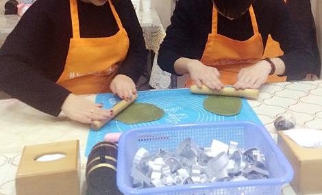 物语手工陶艺烘焙diy