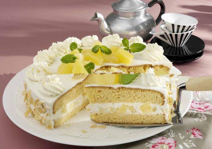 生日蛋糕的奶油怎么做