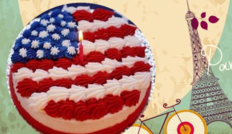 创意足球蛋糕7号图片