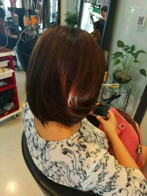 帕丽水能spa热能烫_艾尔发型师热能烫或染