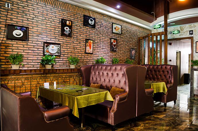 黑森林中西餐厅图片
