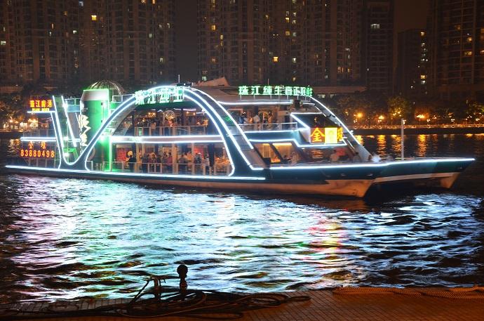 金航攻略珠江夜游游手游轮主宰安魂曲图片