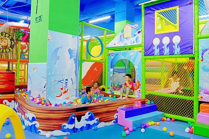 洛克王国儿童乐园(乐海店)图片