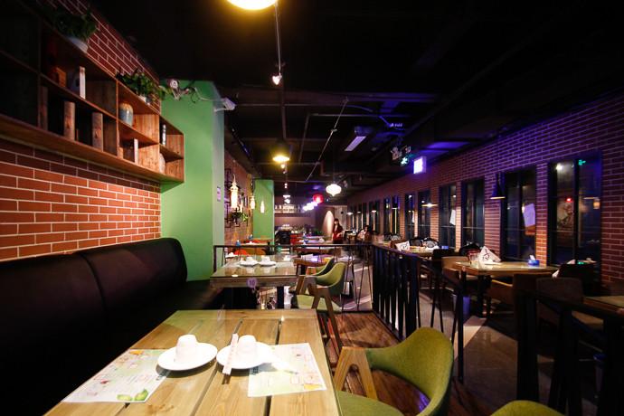 时代港式茶餐厅(摩登街店)图片