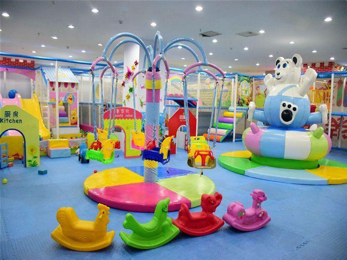 室内儿童乐园哪家好
