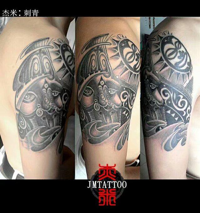 刺青 纹身 640_680图片