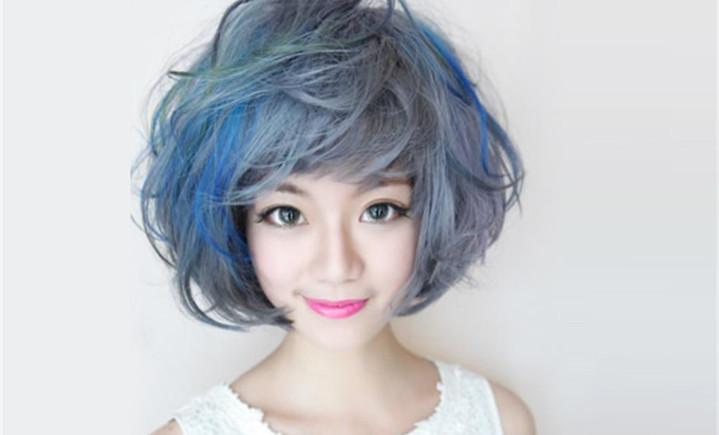 xl发型订制烫染连锁图片