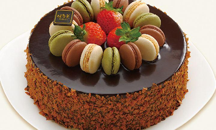 糖妃创意蛋糕8英寸蛋糕