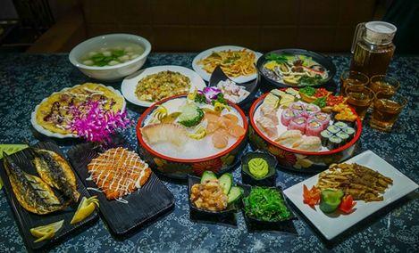仅售268元,价值326元日式料理6人餐!节假日通用,提供免费WiFi、停车位!
