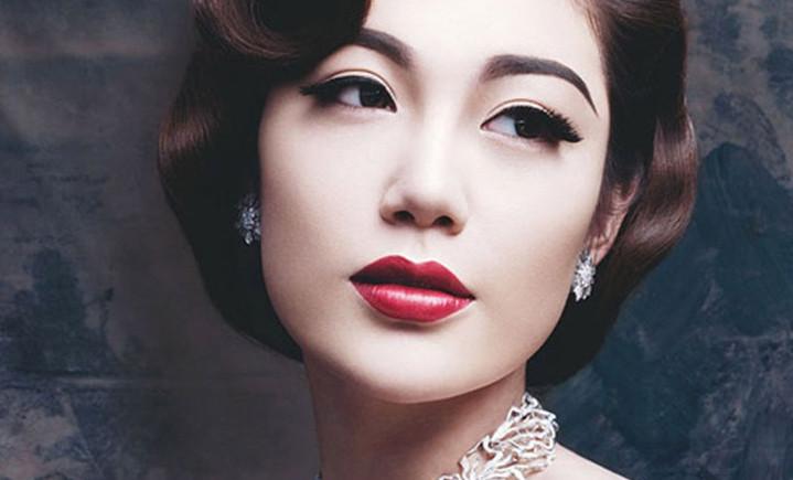 【陈婷新娘工作室团购】_陈婷日常,舞台节日化妆造型图片