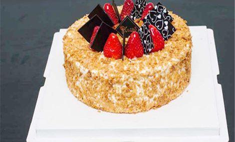 卡芙法式甜品图片