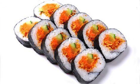 万千美食吉首团购韩国寿司美食图片