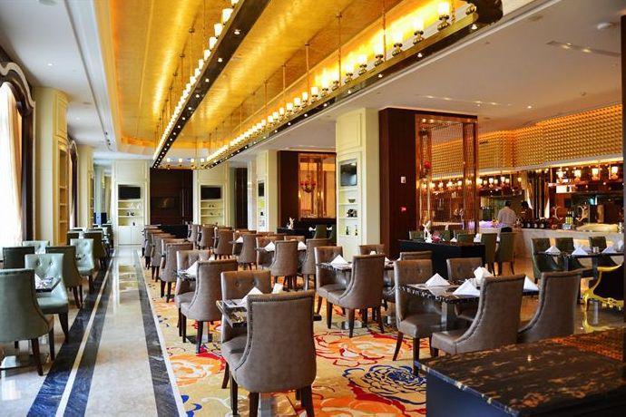成都金韵酒店西餐厅alacarte精选世界各国美味:如挪威深海莳萝三文鱼图片