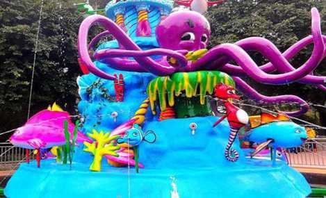 重庆市游乐园 - 大图图片