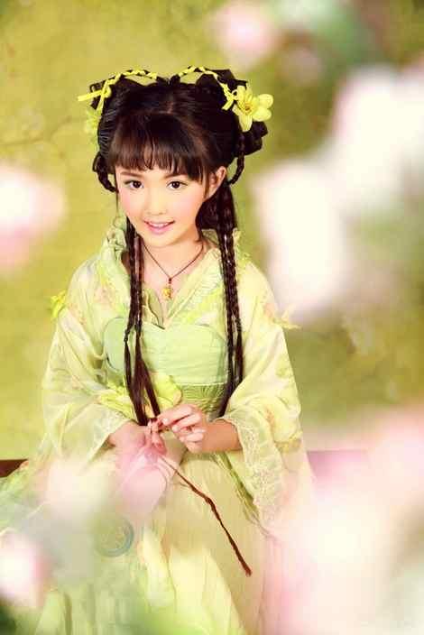 【倾国倾城儿童古装团购】北京倾国倾城古装摄影团购图片