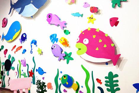 京斯玛特儿童创意美术中心图片
