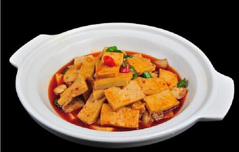 撕包菜:   葱油香干:   杂粮包:   千叶豆腐:   开胃肥肠:   香芋扣菜