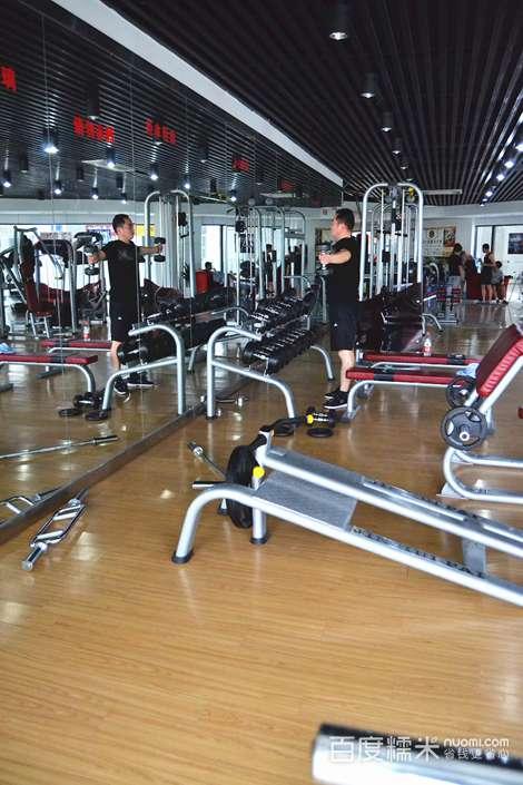 场健身_嘉士堡健身会所