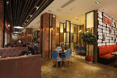 喜喜港式茶餐厅图片