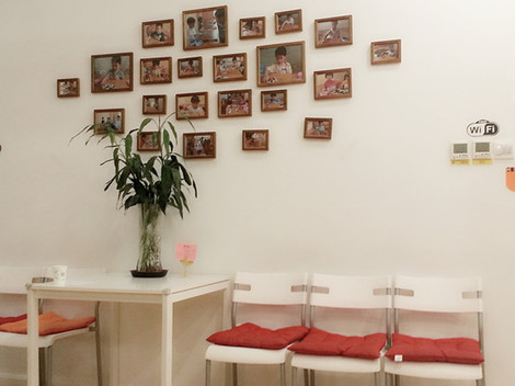 聂卫平围棋教室图片