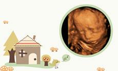 十月爱胎儿写真套餐