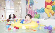 贝爱妈咪婴儿游泳套餐