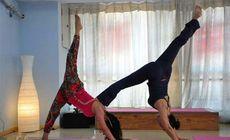 佐登瑜伽单人瑜伽