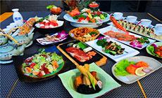 佐渡日本料理4人餐