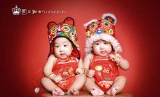 国王新衣儿童1288摄影