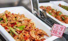 信翔韩式自助单人午餐