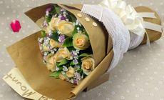 芙罗拉花坊玫瑰4选1
