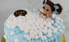 冠秋园卡通蛋糕