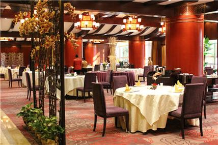 华侨豪生大酒店茶餐厅