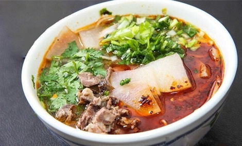 东方宫中国兰州牛肉拉面(常营店)