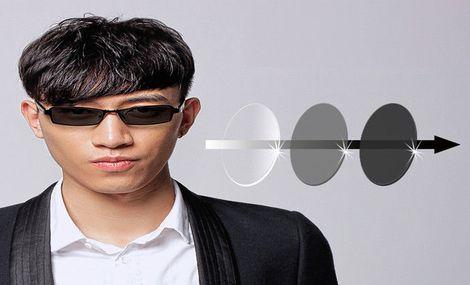 优视眼镜优视眼镜小寨店变色镜片套餐!节假日通用!携程为你服务!产品可升级!