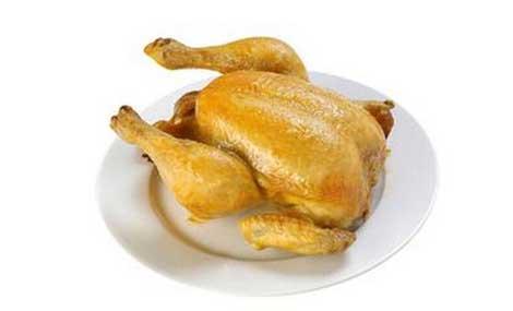 扬龙香酥童子鸡