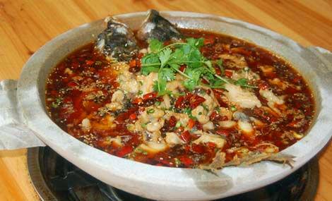 川江纸上烤鱼