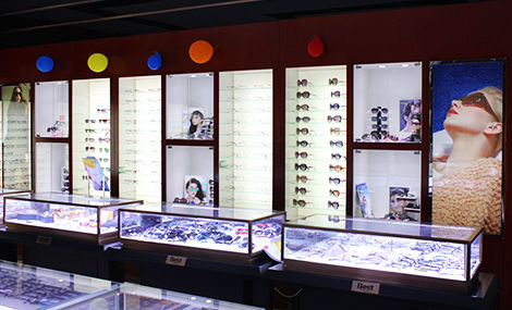 宝视明眼镜店