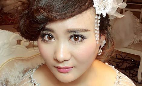 【懿馨造型新娘早妆团购】北京懿馨造型团购380元图片