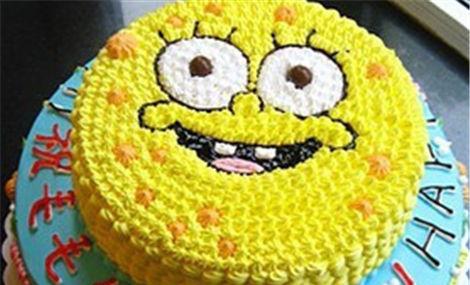 味美思生日蛋糕