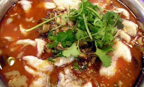 鲜味火锅鱼