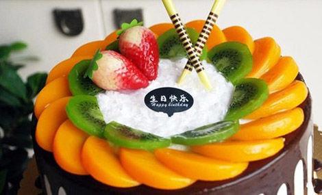 麦香园蛋糕(朝阳店)