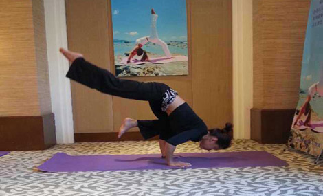 Cindy瑜伽工作室