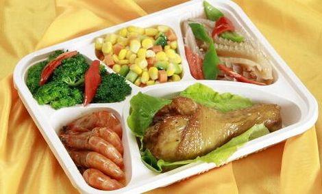 优客中式快餐图片